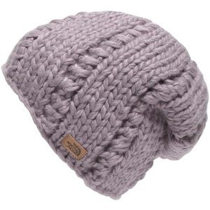 North face lavander winter knit beanie